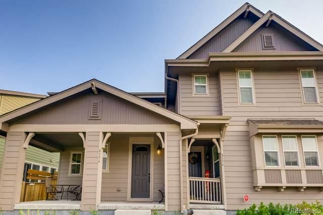 8176 E 53rd Drive, Denver, CO 80238 (#3494272) :: Wisdom Real Estate