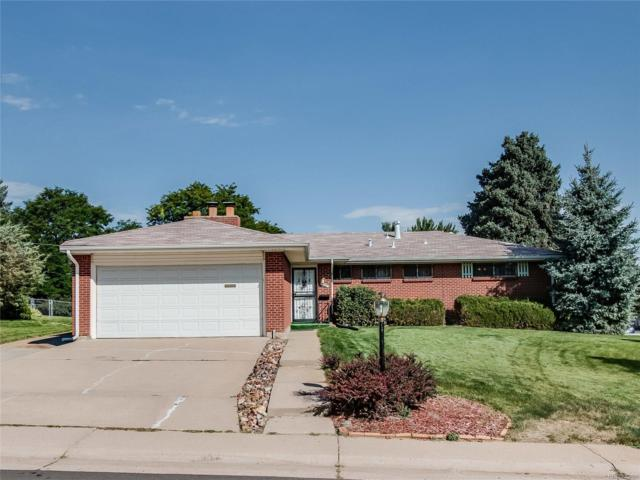 6199 S Adams Drive, Centennial, CO 80121 (#3494513) :: ParkSide Realty & Management