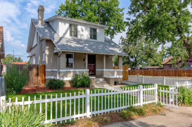 3357 N Gaylord Street, Denver, CO 80205 (#3495116) :: Bring Home Denver