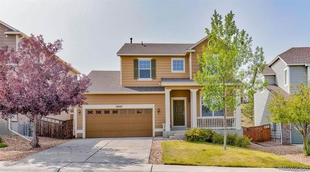 2887 Skyward Way, Castle Rock, CO 80109 (MLS #3495271) :: 8z Real Estate