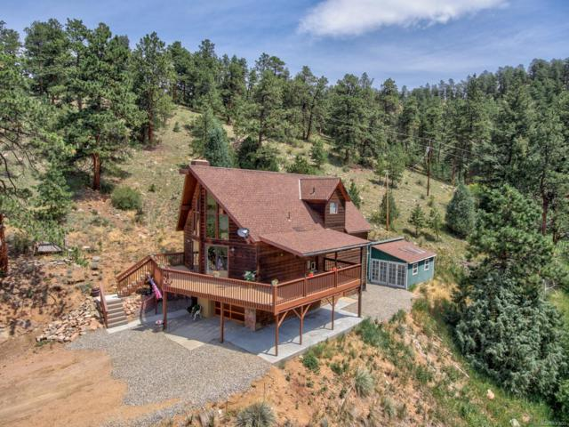 24907 Richmond Hill Road, Conifer, CO 80433 (MLS #3495342) :: 8z Real Estate