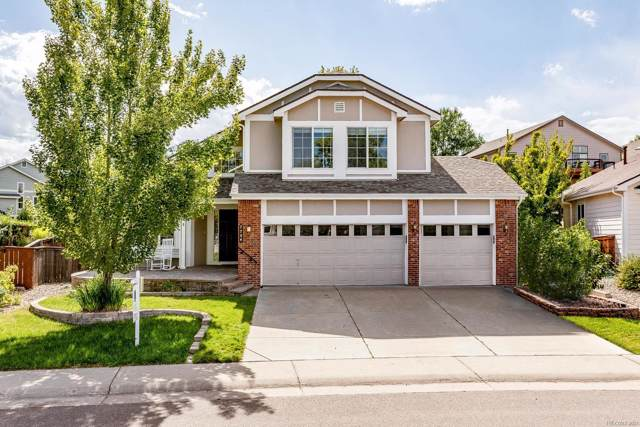 7754 Barkway Court, Lone Tree, CO 80124 (#3495447) :: The Heyl Group at Keller Williams