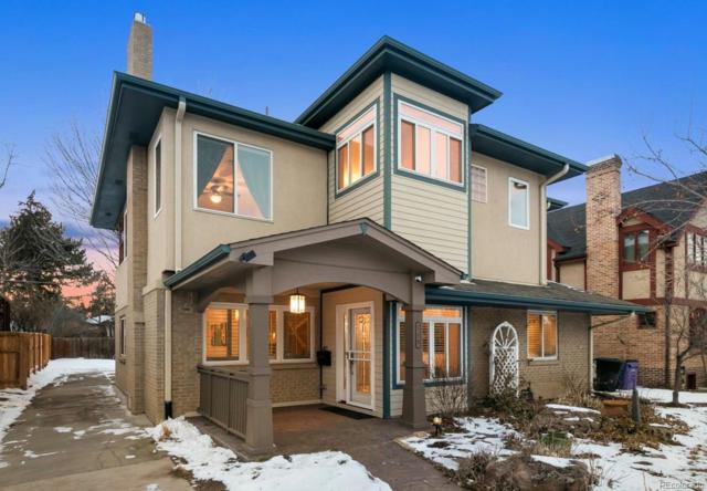 719 Ivanhoe Street, Denver, CO 80220 (#3495565) :: Ben Kinney Real Estate Team