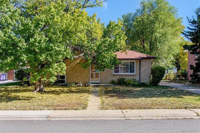 2022 S Wolcott Court, Denver, CO 80219 (MLS #3495590) :: Find Colorado Real Estate