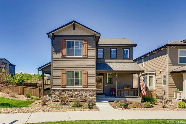 3853 Cadence Drive, Castle Rock, CO 80109 (#3495629) :: The Healey Group