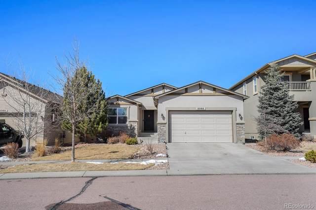 5068 Galloping Goose Way, Colorado Springs, CO 80924 (MLS #3495917) :: 8z Real Estate