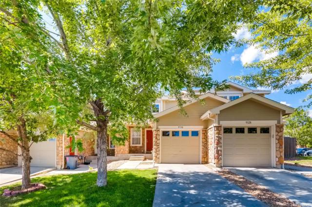 9330 Welby Road Terrace, Thornton, CO 80229 (#3495993) :: The Griffith Home Team