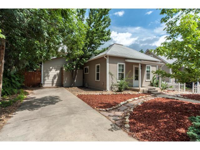 2251 Spruce Street #1, Boulder, CO 80302 (MLS #3496132) :: 8z Real Estate