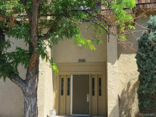 7375 E Quincy Avenue #103, Denver, CO 80237 (#3496255) :: Compass Colorado Realty