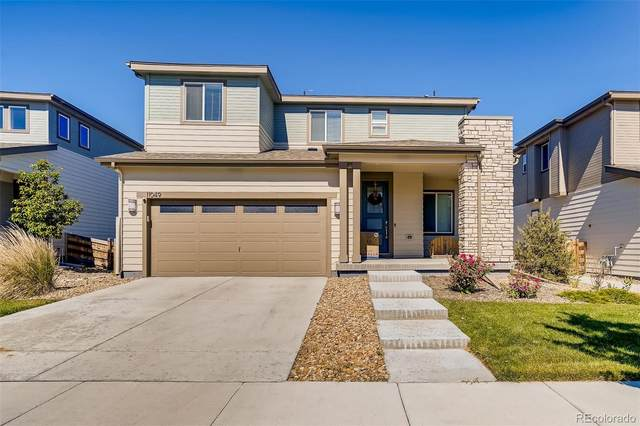 11049 Rifle Court, Commerce City, CO 80022 (#3496326) :: Mile High Luxury Real Estate