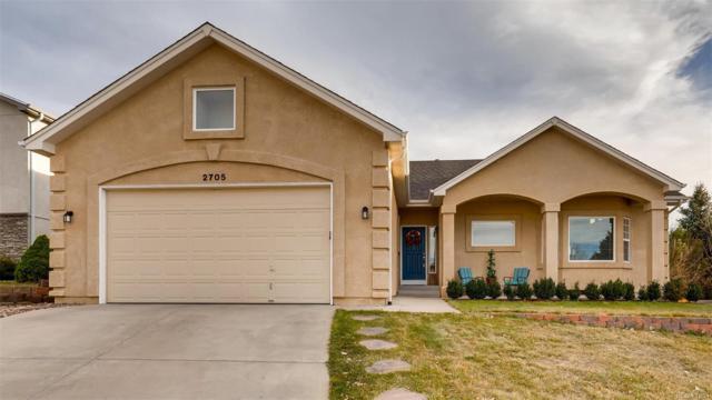 2705 Stone Creek Road, Colorado Springs, CO 80908 (#3496409) :: House Hunters Colorado