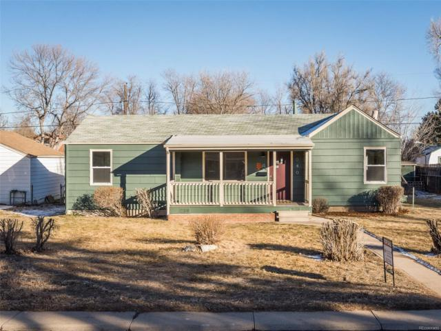 4040 S Pennsylvania Street, Englewood, CO 80113 (#3496757) :: The Sold By Simmons Team