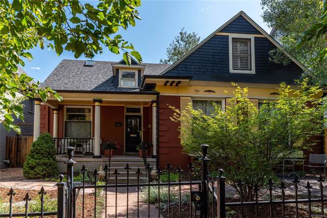 1268 Race Street, Denver, CO 80206 (MLS #3497071) :: 8z Real Estate