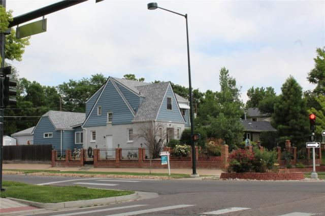 1290 N Oneida Street, Denver, CO 80220 (#3497397) :: Structure CO Group