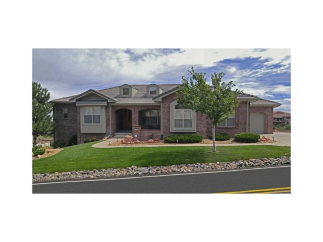 7558 Hawks Nest Trail, Littleton, CO 80125 (MLS #3497487) :: 8z Real Estate