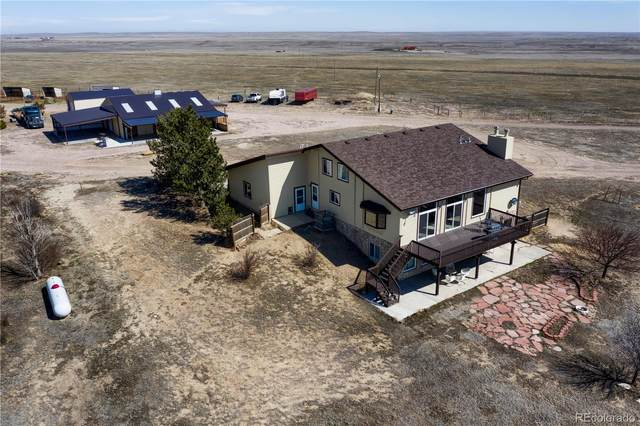 45001 County Road 57, Ault, CO 80610 (#3498462) :: The HomeSmiths Team - Keller Williams