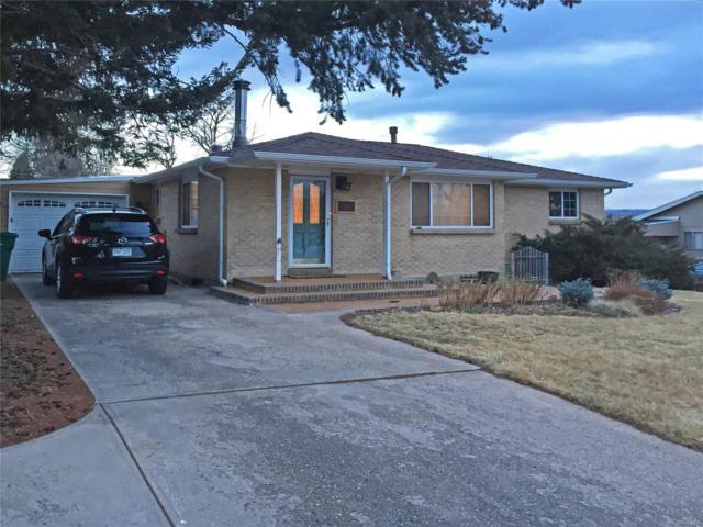 120 Ash Avenue, Castle Rock, CO 80104 (MLS #3498505) :: 8z Real Estate