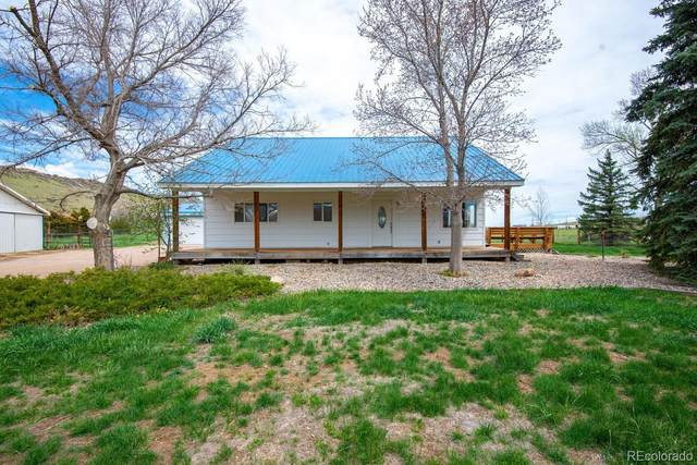 4732 W County Road 56, Laporte, CO 80535 (MLS #3499073) :: 8z Real Estate