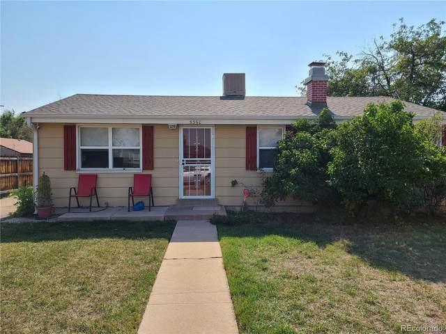 5360 W 4th Avenue, Lakewood, CO 80226 (MLS #3499086) :: 8z Real Estate