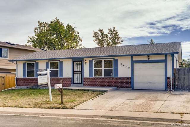 8470 W 91st Avenue, Westminster, CO 80021 (MLS #3499333) :: 8z Real Estate