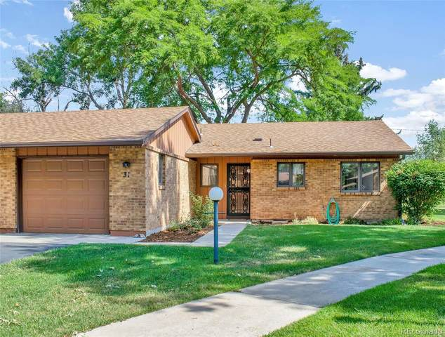 1100 Taft Avenue #31, Loveland, CO 80537 (#3499549) :: The Griffith Home Team
