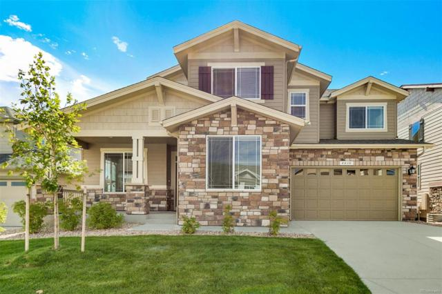 1826 Wingfeather Lane, Castle Rock, CO 80108 (#3499567) :: Colorado Home Finder Realty