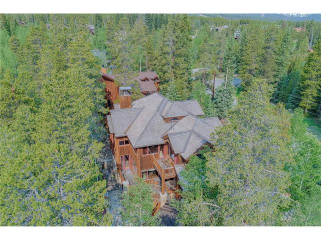 995 Four Oclock Road, Breckenridge, CO 80424 (MLS #3499661) :: 8z Real Estate