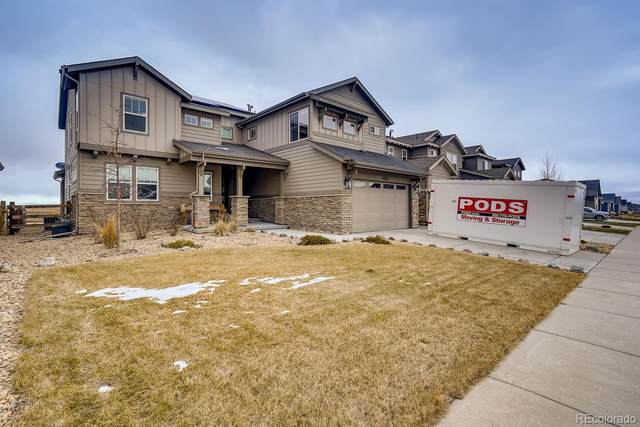 19389 W 88th Drive, Arvada, CO 80007 (#3499931) :: HomeSmart