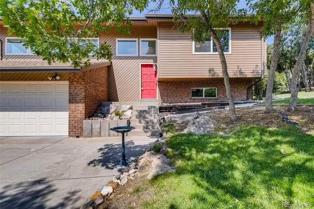 25 Rock Lane, Castle Rock, CO 80104 (#3500069) :: Venterra Real Estate LLC