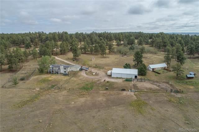 18230 Wedemeyer Road, Kiowa, CO 80117 (#3500085) :: Compass Colorado Realty