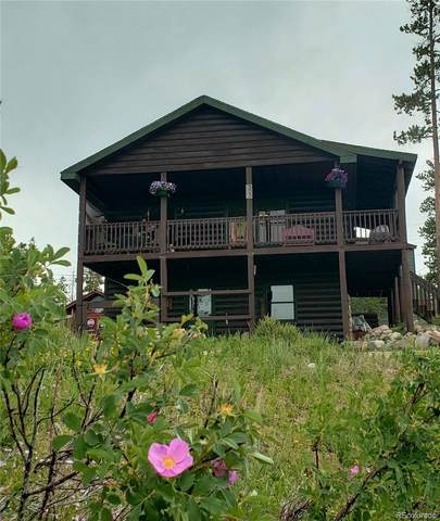 303 County Road 873/Pine View, Tabernash, CO 80478 (MLS #3500327) :: 8z Real Estate