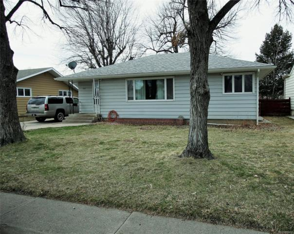 510 Lincoln Street, Brush, CO 80723 (#3500360) :: The Heyl Group at Keller Williams