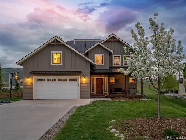 27930 Silver Spur Street, Steamboat Springs, CO 80487 (MLS #3500726) :: Kittle Real Estate