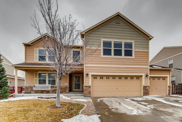 10141 Altura Street, Commerce City, CO 80022 (MLS #3501366) :: 8z Real Estate