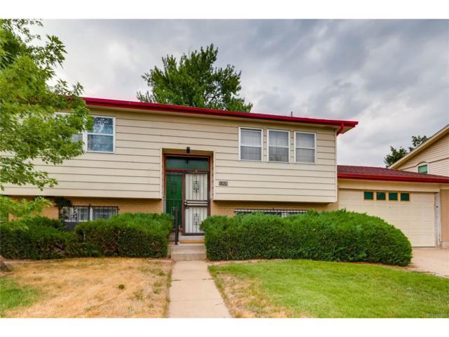 12925 E Elk Place, Denver, CO 80239 (MLS #3501538) :: 8z Real Estate