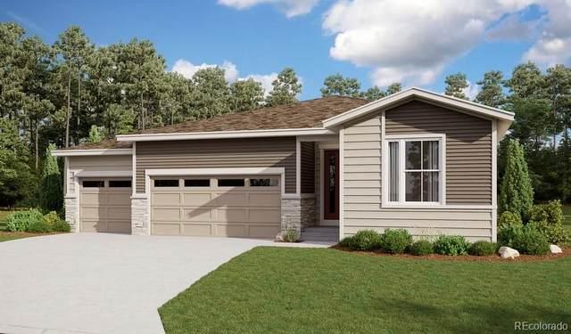 4085 Castle Vista Drive, Castle Rock, CO 80104 (#3501846) :: Sultan Newman Group