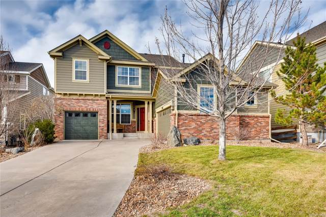 7017 S Kewaunee Court, Aurora, CO 80016 (#3502425) :: The Healey Group