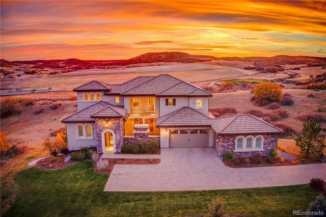 5613 Raintree Drive, Parker, CO 80134 (#3502537) :: The Healey Group