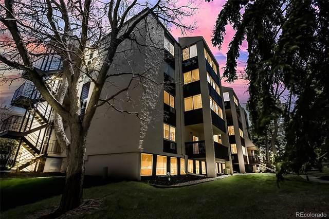 6940 E Girard Avenue #201, Denver, CO 80224 (MLS #3502778) :: Find Colorado
