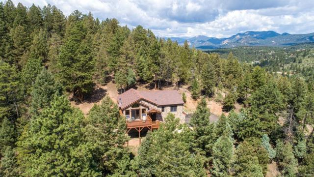 28100 Stonecrop Trail, Conifer, CO 80433 (#3503174) :: HomePopper