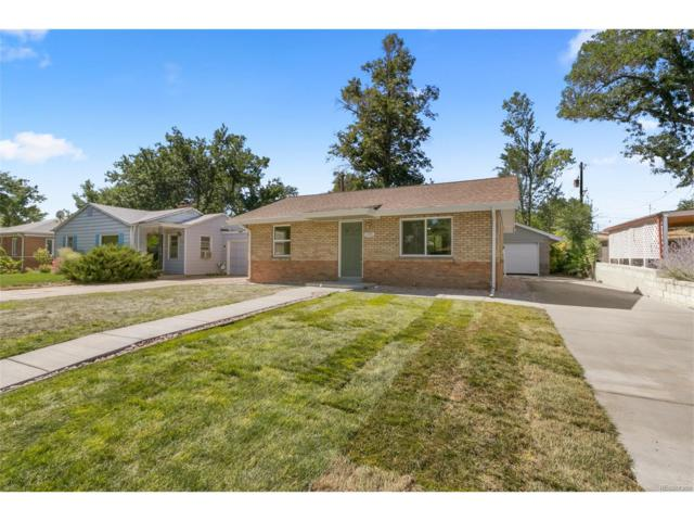 1345 Otis Street, Lakewood, CO 80214 (MLS #3503210) :: 8z Real Estate