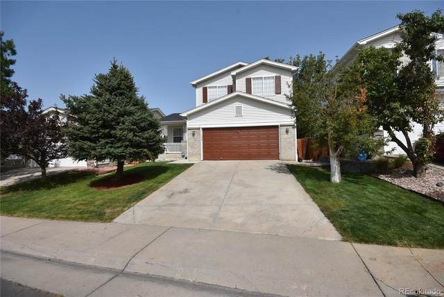 19563 E Montview Drive, Aurora, CO 80011 (#3504284) :: The DeGrood Team