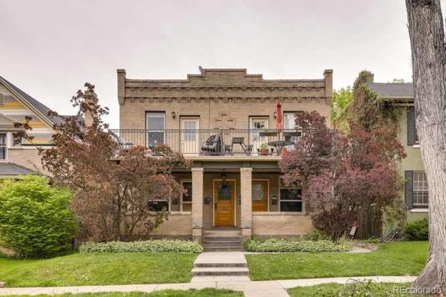 1418 Milwaukee Street #3, Denver, CO 80206 (#3504332) :: Wisdom Real Estate