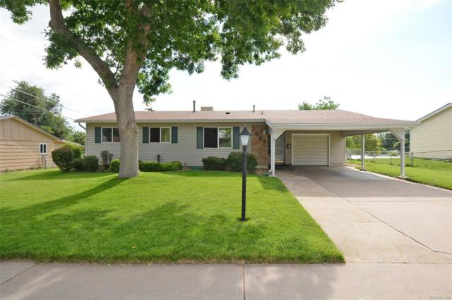 1605 Rosemont Drive, Colorado Springs, CO 80911 (#3504365) :: HomePopper