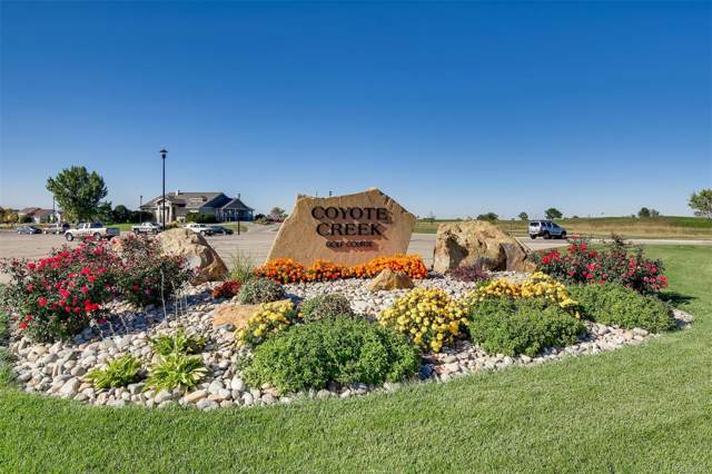 2230 Coyote Creek Drive, Fort Lupton, CO 80621 (#3504673) :: Mile High Luxury Real Estate