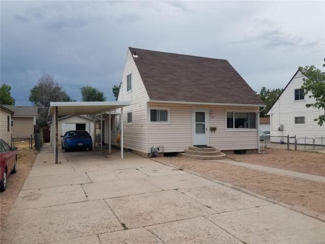 245 S 8th Avenue, Brighton, CO 80601 (MLS #3504765) :: 8z Real Estate