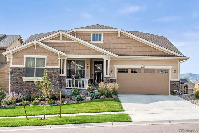 19244 W 85th Bluff, Arvada, CO 80007 (#3504891) :: Colorado Home Finder Realty