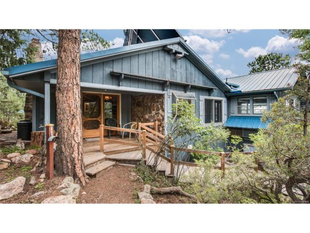 15140 S Delta Lane, Pine, CO 80470 (MLS #3505052) :: 8z Real Estate