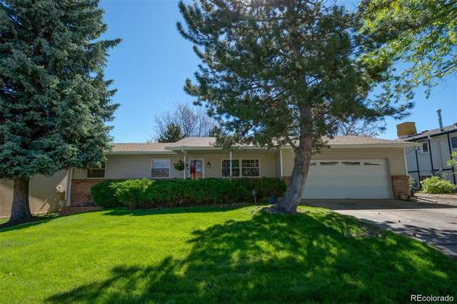 7296 S Pierce Court, Littleton, CO 80128 (#3505449) :: The Griffith Home Team