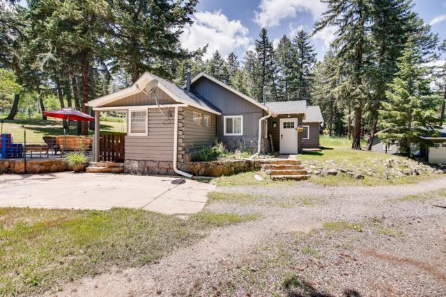 8831 S Blue Creek Road, Evergreen, CO 80439 (MLS #3505661) :: 8z Real Estate
